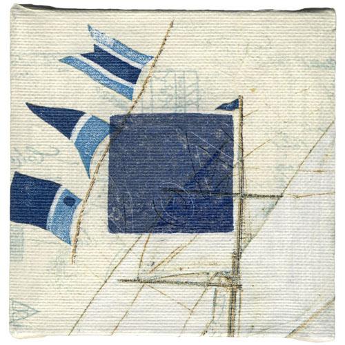Gikoart Flaggenalphabet mit Schiffsmotiven S-Sierra