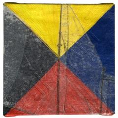 Gikoart Flaggenalphabet mit Schiffsmotiven Z-Zulu